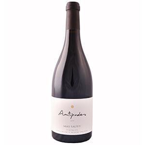 Vin rouge L'Antipodes du domaine du Mas Sauvy