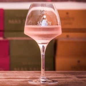 Les vins rosés du Mas de Sauvy