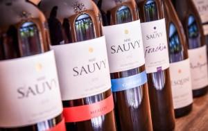 Les vins rouges du Mas Sauvy