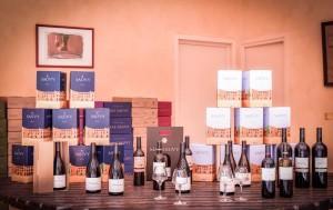 Les gammes de vins du domaine du Mas Sauvy